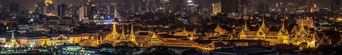 Compare the cheapest flight tickets to Bangkok