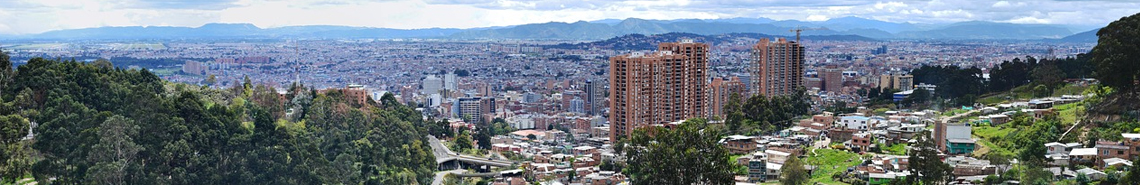 Compare the cheapest flight tickets to Bogota