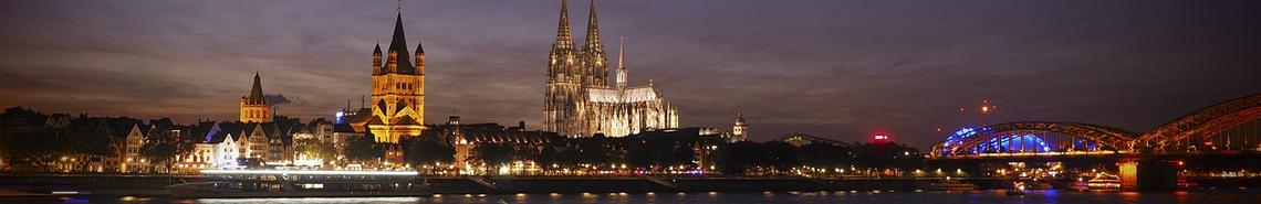 Compare the cheapest flight tickets to Cologne