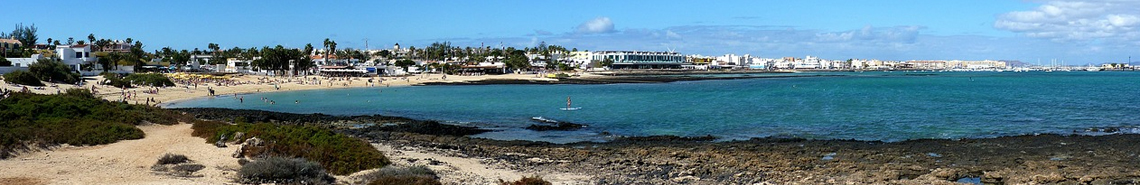 Compare the cheapest flight tickets to Fuerteventura