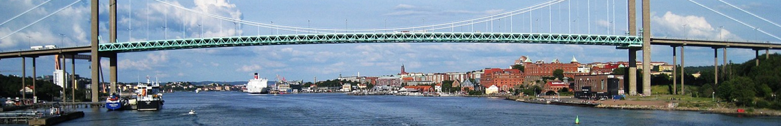 Compare the cheapest flight tickets to Gothenburg