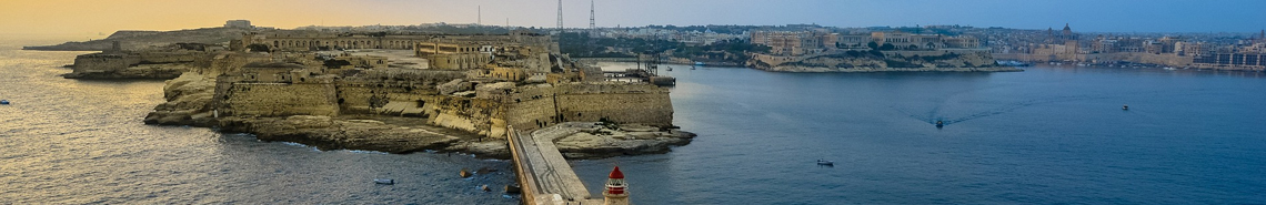 Compare the cheapest flight tickets to Malta