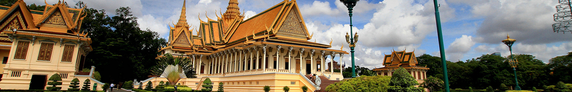 Compare the cheapest flight tickets to Phnom Penh