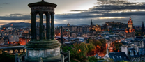 compare flights to Edinburgh