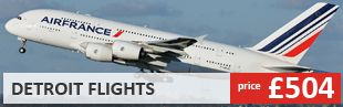 airfrance-special-flights-detroit