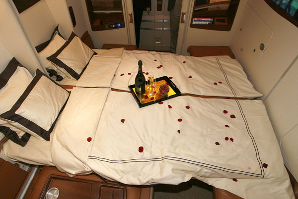 Airbus A380 First Class Suites