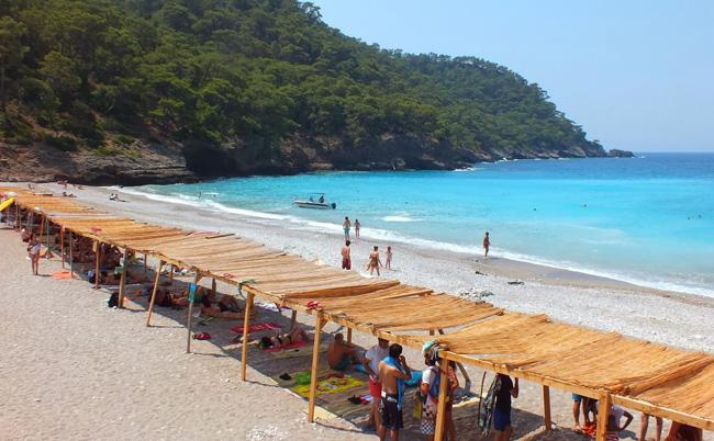 Best Beach Resorts Turkey Kabak
