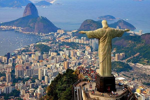 Destination of the Month, Brazil