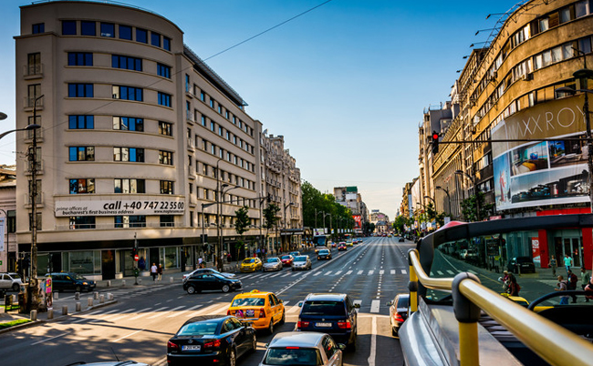 Bucharest and It's Attractions