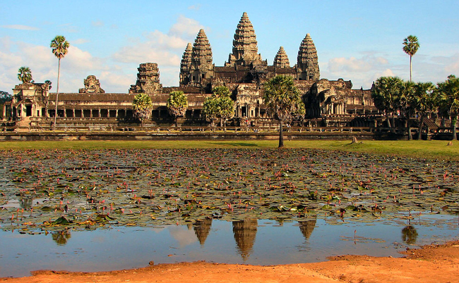5 Places to visit in Cambodia