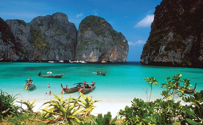 5 Very Different Thailand Beaches