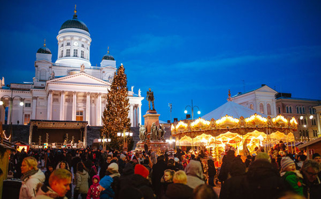 5 Great Christmas Markets in Europe