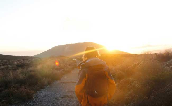 free-activities-new-zealand-tongariro-sunset
