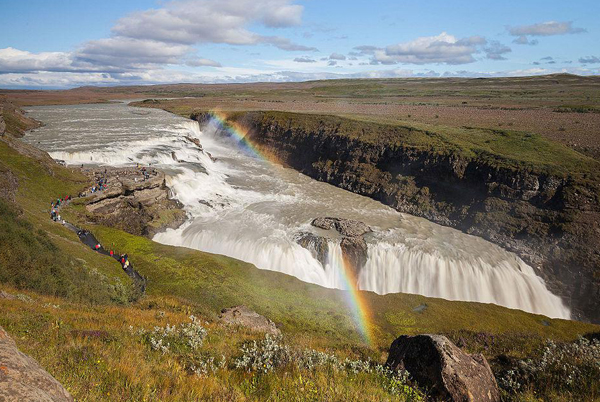 Outstanding Natural Beauty Of Iceland