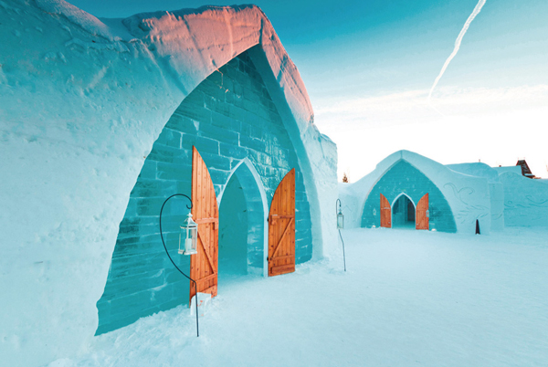 The 5 Coolest Ice Hotels From Around the World