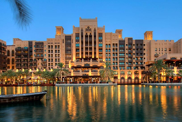 5 family friendly hotels in dubai for Top 5 hotels in dubai