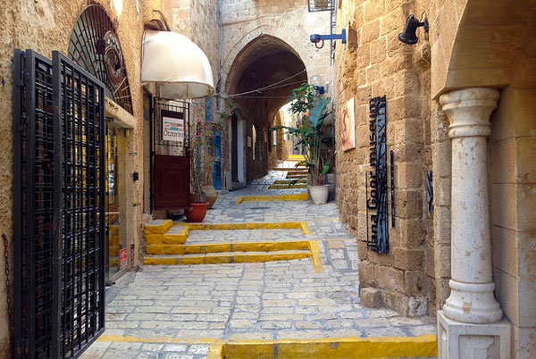 The Top Five Places To Visit In Tel Aviv