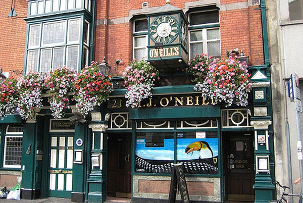 The Top 5 Places To Have A Pint In Dublin