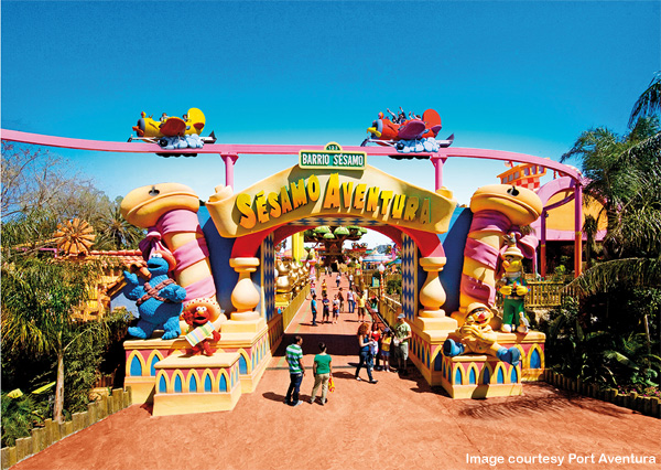 5 Great European theme parks.