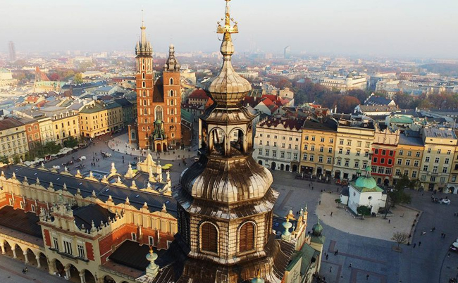 Places to Visit in Krakow, Poland
