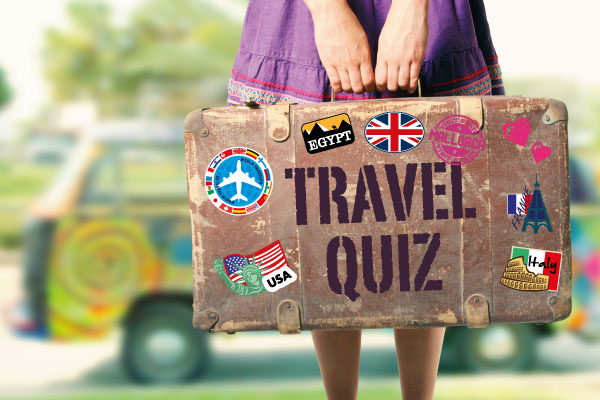 10 Travel Quiz
