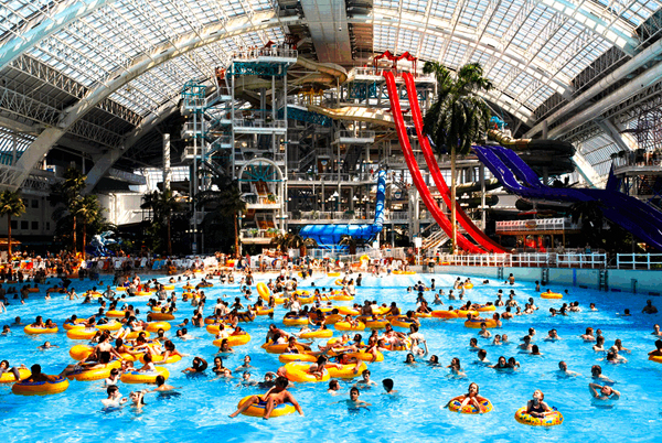 5 of the Best Waterparks