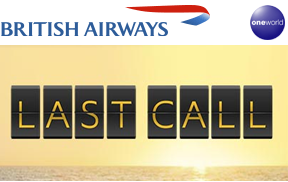 British Airways Late Deals