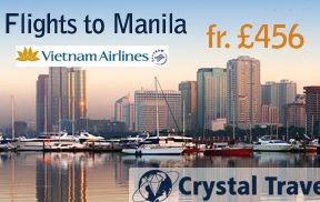 Manila Flight Offers